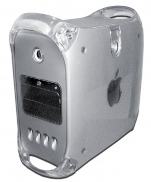 Power Mac G4 (Mirrored Drive Doors 2003)